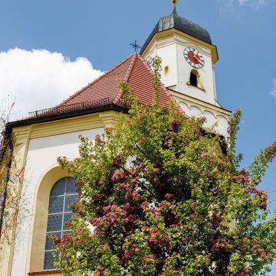 Kirche Attenhofen