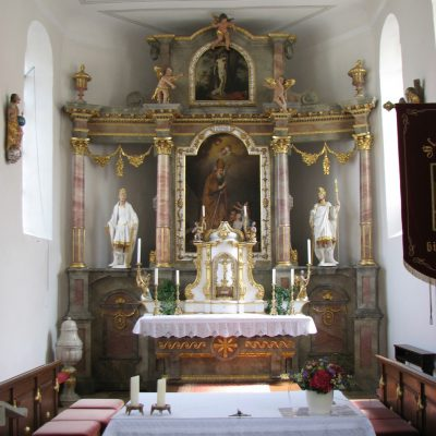 Kirche Hegelhofen